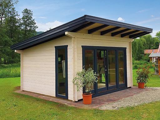 Beliebt Gartenhäuser - Holz Schroeer Bauen und Wohnen JP83