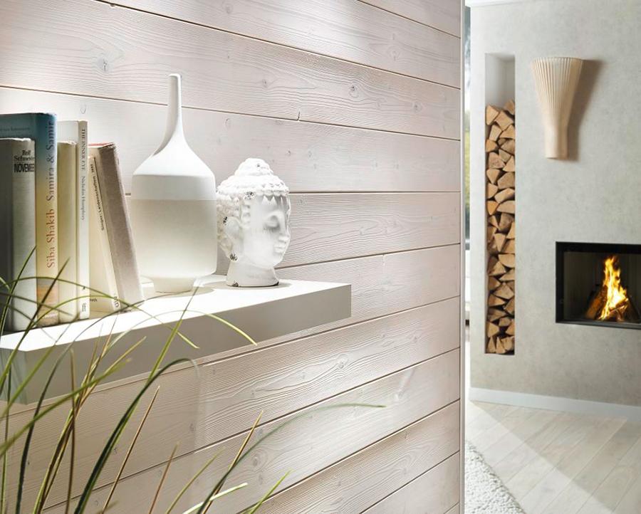 Holz für Wände und Decken finden Sie bei Holz Schröer
