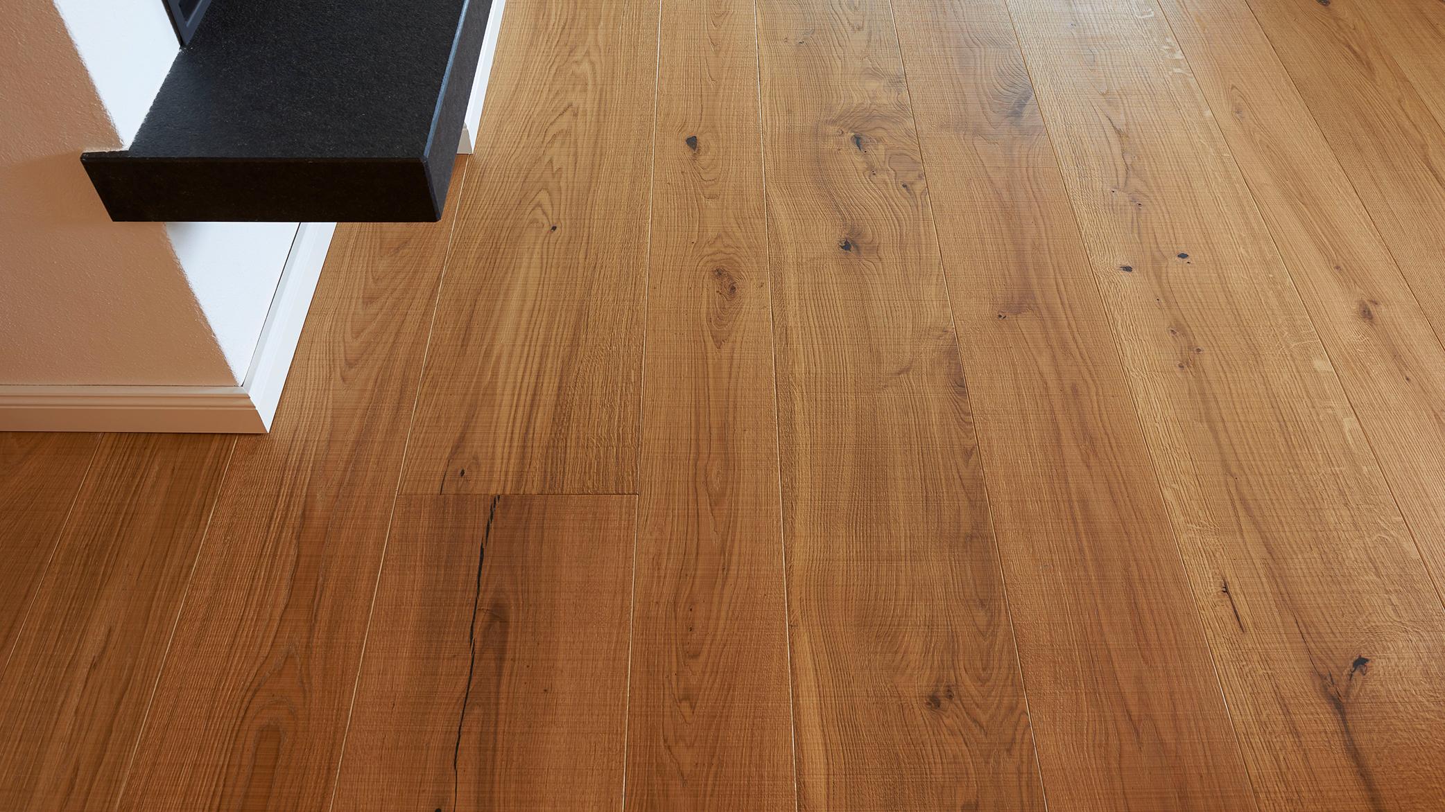 Innenausbau: Parkett von Holz-Schröer