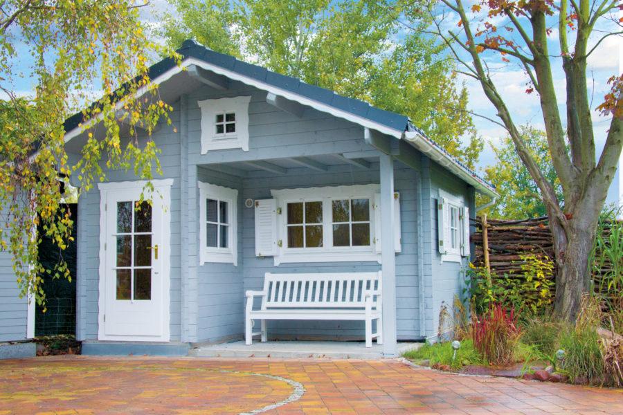 Top Gartenhäuser - Holz Schroeer Bauen und Wohnen SZ98