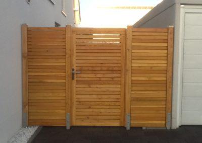 Kreative und moderne Zäune für Ihren Garten finden Sie bei ...