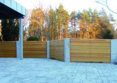 Kreative Und Moderne Zaune Fur Ihren Garten Finden Sie Bei Holz Schroer