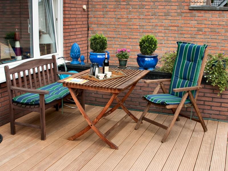 Terrassendielen: Für ein schönes Wohnen