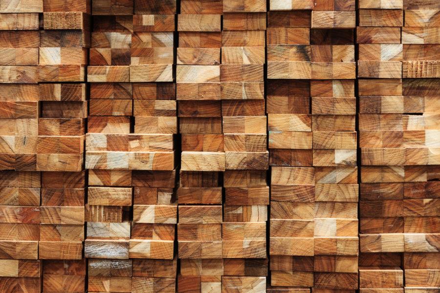 Bau- und Schnittholz