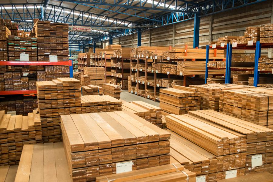Plattenwerkstoffe erhalten Sie bei Holz Schröer