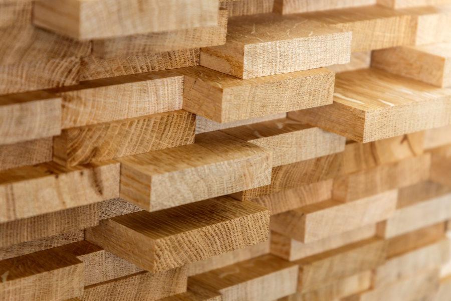 Bau- und Schnittholz von Holz-Schröer
