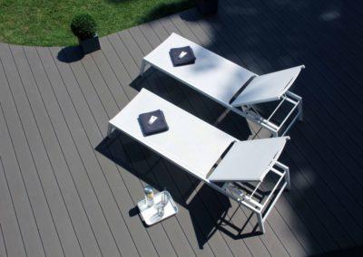 terrafina WPC Terrassendiele anthrazit
