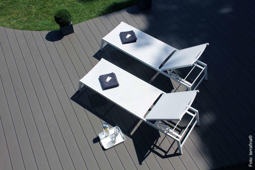 Terrassendielen - für ein entspanntes Wohnen