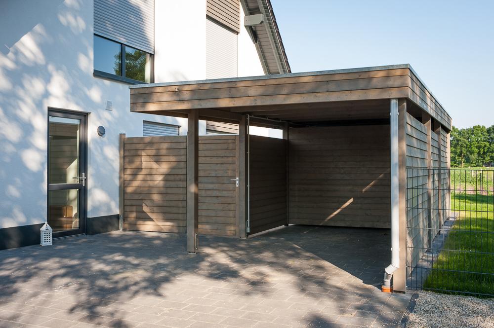 Carport Modern Offen Holz Schroer Holz Schroeer Bauen Und Wohnen