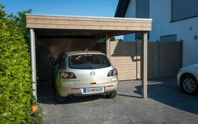 Carports – die Alternative zur Garage
