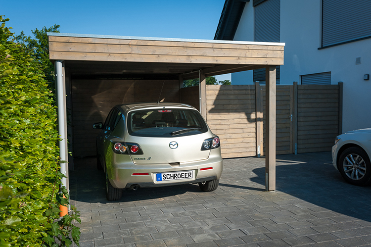 Carports – die Alternative zur Garage