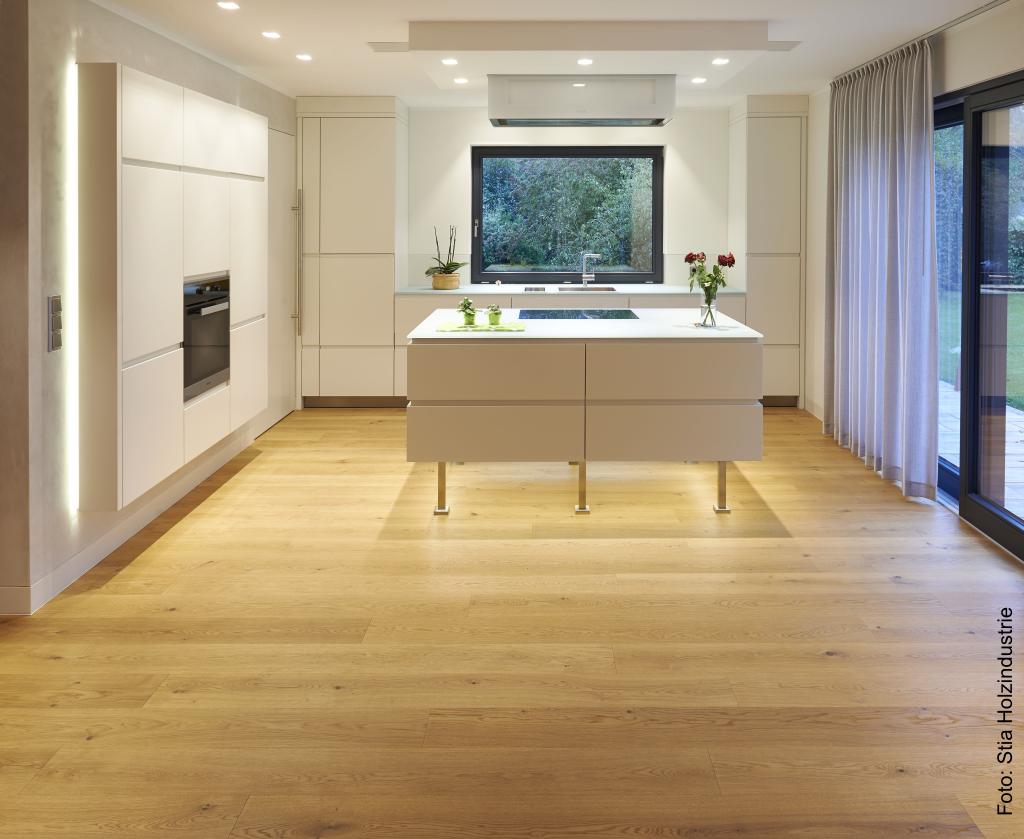 Holzböden. Ob schlicht, elegant oder klassisch. Von Holz-Schröer.