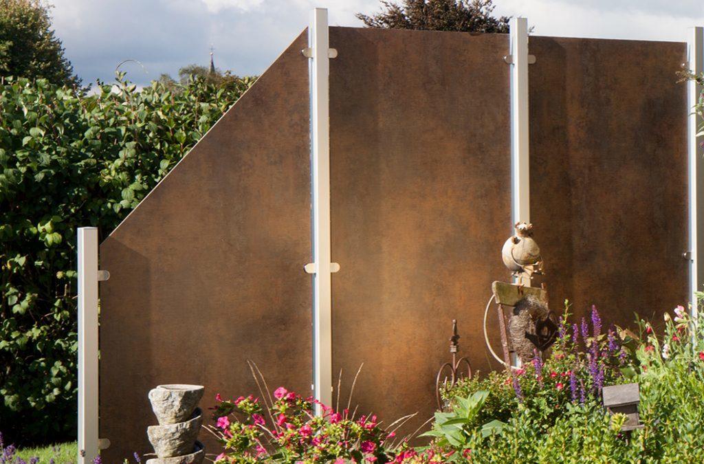 Sichtschutz – Mit diesen Zäunen sitzen Sie ungestört im eigenen Garten