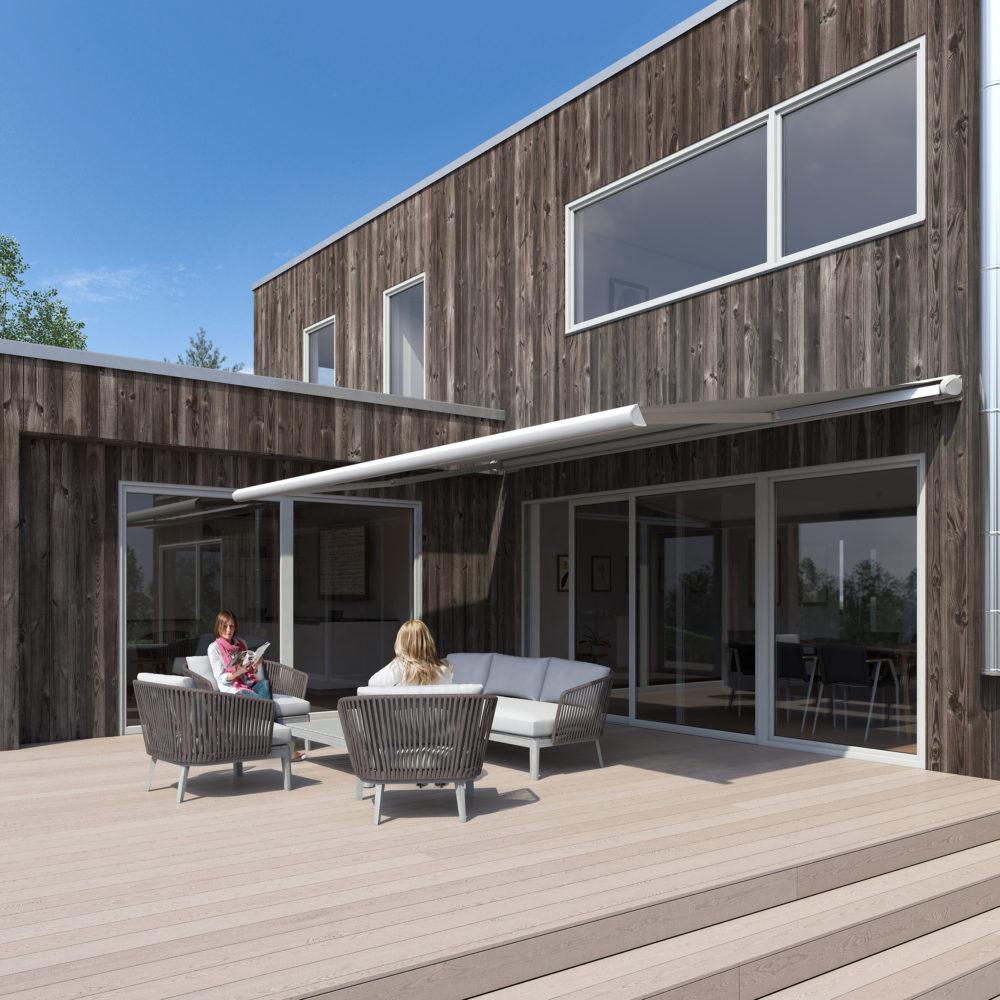 Beschattung Und Sonnenschutz Holz Schroeer Bauen Und Wohnen