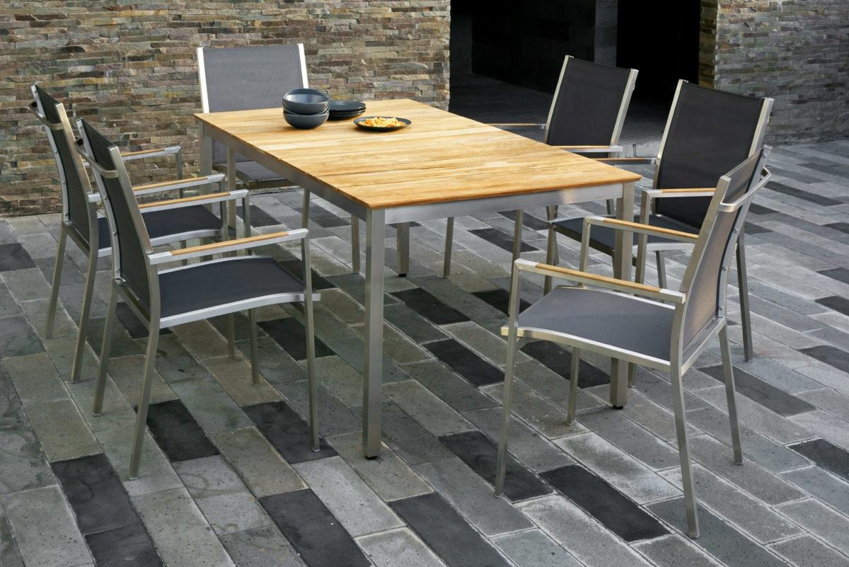 Gartenmöbel bei Holz-Schröer in Dingden